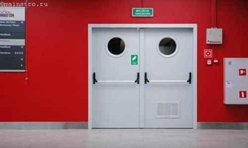 Що потрібно знати, якщо ви хочете купити протипожежні двері?