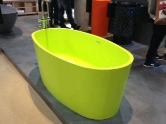 жовта ванна