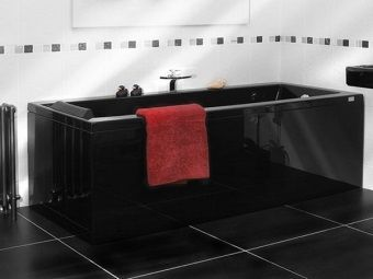 Чорна ванна