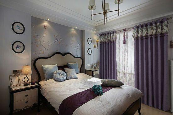 Дизайн і стилістика: штори для спальні