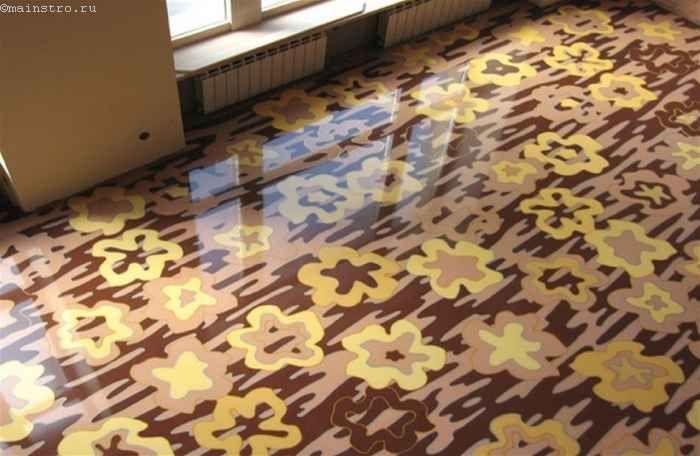 Де використовуються наливні епоксидні підлоги, їх особливості та класифікація