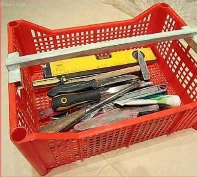 Скринька для інструментів