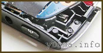 Фото кнопки включення планшета Acer A500