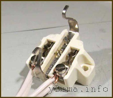 Електрична розетка С6