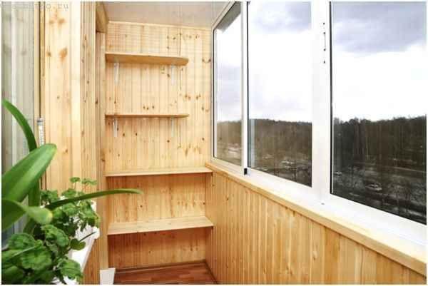 Як зробити ремонт балкона