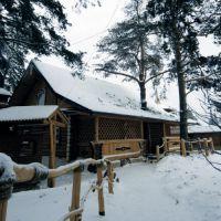 Як будувати баню взимку