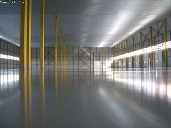 Як поліпшити пристрій бетонних промислових підлог за допомогою начинки і кюрінгамі?