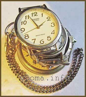 Як замінити батарейкув наручних кварцових годиннику своїми руками