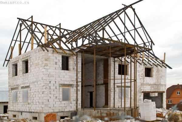 Яка послідовність будівництва заміського будинку?