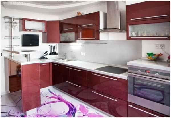 Меблі для кухні: від вибору до установки