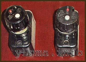 Про електричному лічильнику, узо і автоматах захисту