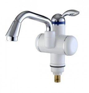 Опис і установка електричних і проточних водонагрівачів на кран своїми руками