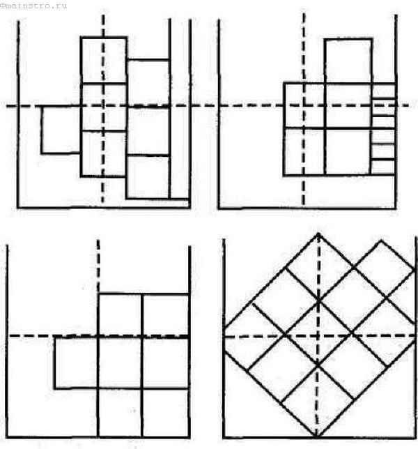 Стельова плитка - покрокова інструкція по установці з фото