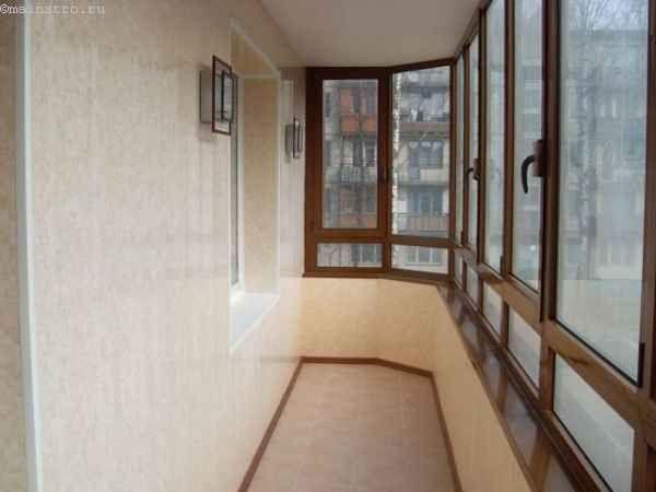 Профіль для скління балконів і лоджій