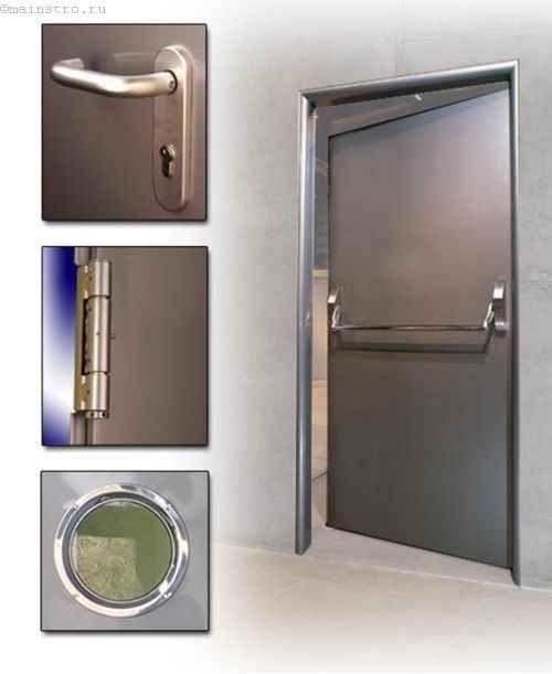 Протипожежні двері ціна на вироби різних габаритів, комплектацій та від різних фірм-виробників. Все про дверних доводчиках: види і установка