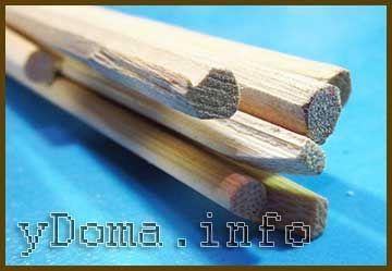 Дерев`яні японські палички