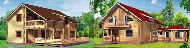 Проекти компанії Nord House
