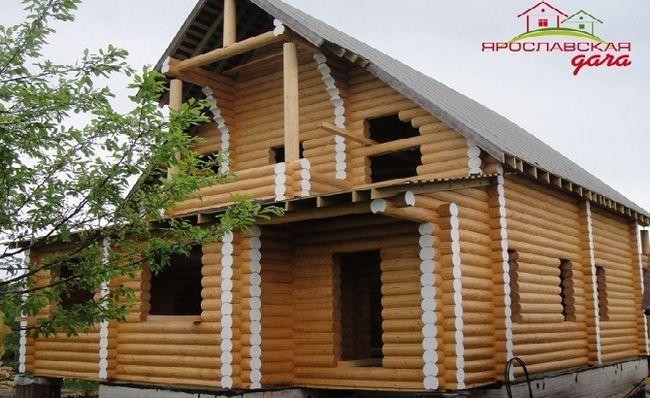 Будинки компанії Ярославська дача