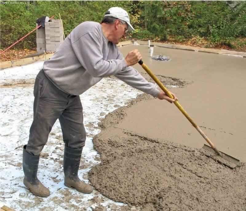 Вибір і перевірка якості бетону